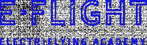 Logo E-Flight Academy on Presscloud